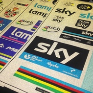 The Bicycle Reflective Stickers Road Reflective Stickers