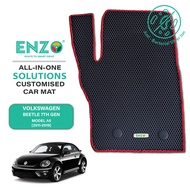 [PRE-ORDER] ENZO Car Mat - Volkswagen Beetle 7th Gen Model A5 (2011-2019) [Ship Out Within 2 Weeks)