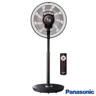 Panasonic國際牌 14吋 8段速微電腦遙控ECO溫控DC直流電風扇 F-H14EXD-K