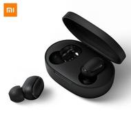 【現貨】小米/MI  Redmi Airdots藍牙耳機  真無線 入耳式耳機 耳塞隱形運動電話藍牙耳機青春版