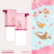 奇奇蒂蒂洗手機infothink✨❤️熱銷預購中 自動給皂機 感應給皂機 自動泡沫機 迪士尼粉紅 自動慕斯機 泡沫洗手機