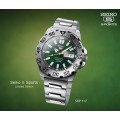 SEIKO Limited Edition Mini Monster Super Green 2015 SRP717 ขออภัยสินค้าหมดค่ะ