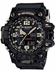 [Casio] CASIO Watch G-SHOCK G-shock MUDMASTER radio solar GWG-1000-1 AJF Men' s [Direct from JAPA