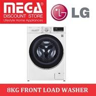 LG FV1408S4W 8KG FRONT LOAD WASHER / LOCAL WARRANTY