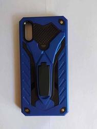 COD - Hard Case Kesing Robot Hp for Xiaomi Redmi 9 / Rdmi 9A / Redmi 9C Silikon Mika hp Transformer Rugged Armor With Stand