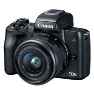 [กล้องถ่ายรูป] Canon EOS M50 Kit 15-45 mm.(รับประกัน 1ปี)