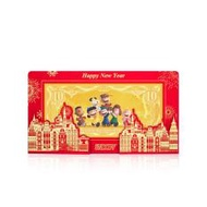 SK Jewellery 999 Pure Gold Snoopy Gold Note