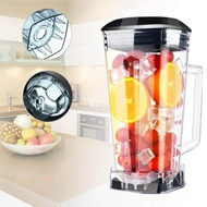 2L Replacement Jar Commercial Blender Jug Cup BPA Free 60 Ozs Durable Strong NEW