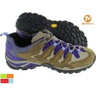 零碼MERRELL GORE-TEX 多功能鞋 登山鞋 健行鞋 防潑水 黃金大底 運動鞋 J65150女款 特價 駝紫