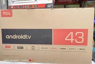 TCL Android Smart TV 43 inches