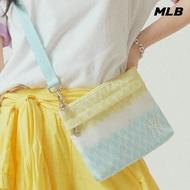 【MLB】漸層色老花斜背包 肩背 Monogram系列 紐約洋基隊(32BGDT111-50S)