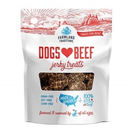 ▶$1 Shop Coupon◀  Farmland Traditions Filler Free Dogs Love Beef Premium Jerky Treats for Dogs