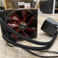 *毛怪屋* COOLERMASTER酷碼Seidon 120V V3 Plus 水冷散熱器 紅光雙風扇 intel扣具