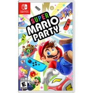 Nintendo Switch Super Mario Party { USA / English }