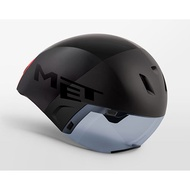 MET 安全帽 CODATRONCA-NE1-黑/紅