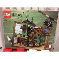 LEGO 老漁屋 21310 絕版搶購現貨優惠中