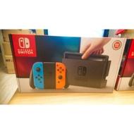 【嚴選電玩】預購10月出貨,可搭配健身環 台灣公司貨 任天堂Nintendo Switch NS 主機