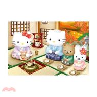 1196.Hello Kitty&Dear Daniel秋之茶會拼圖1000片