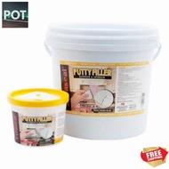 Wall Crack Repair Putty Filler Cement