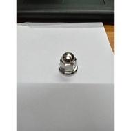 Ti64 鈦合金 TC4 排氣管頭段螺帽 排氣管螺母 可燒色 NC750 XJR1300 CB1300 MSX125