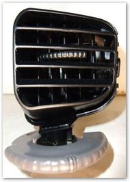 永盤 庫存新品出清  MITSUBISHI 中華 三菱 SPACE GEAR 冷氣出風口 冷氣風口 中間收音機面板右邊 (公司正廠貨)