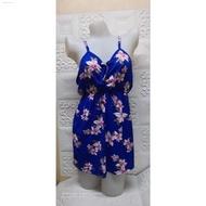 Sleepwear & Pajamas۩✓■Spaghetti Dress For Women Pajama Sleepwear Duster Freesize