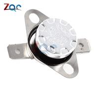 5pcs KSD301 250V 10A Normally Closed NC Thermostat Temperature Thermal Control