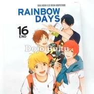 TERLARIS!!! Komik Seri: Rainbow Days by Minami Mizuno SEDIA JUGA Buku komik anak - Buku komik anime - Buku komik horor - Buku komik hentai