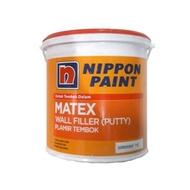 Matex Plampul Plamir Plamur Pelamir Wall Filler Putty Wall Filler 4 Kg