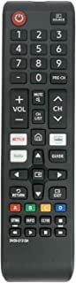 AIDITIYMI BN59-01315A Replaced Remote Control for Samsung TV UN43RU7200 UN43RU7200FXZA UN50RU7100 UN50RU7100FXZA UN50RU7200 UN50RU7200FXZA UN55RU7100 UN55RU7100FXZA UN55RU710DFXZA UN55RU7200FXZA