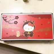 Hello kitty 麻將 紅色 牛年 限量 33mm 全新