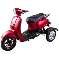 【新莊潤豐電動車】美家園JY-188L 三輪 電動自行車 搭載有量鋰電池 STOBA防爆專利