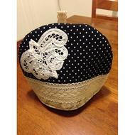 典雅 歐風 茶壺 保溫罩 保溫帽