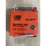 OUTDO BATTERY YB5L Maintenance Free/Gel Type WITH VOLTMETER for Mio Sporty