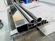 304不鏽鋼ST(白鐵)方管.扁方管.圓管.扁鐵.角鐵