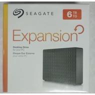 [全新] Seagate 3.5吋,6TB 外接硬碟