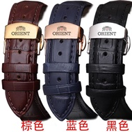 (bolanxun)Oriental Double Lion watch with genuine leather original men and women orient strap cowhide butterfly buckle p