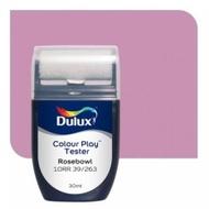 Dulux Colour Play Tester Rosebowl 10RR 39/263