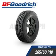 BFGoodrich Tires 265/60 R18 - Advantage T/A SUV Tire