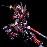 RG-19 紅異端鋼彈 AstrayGundam 異端紅色機 金屬電鍍噴漆上色 SEED 非MB 1/144 SEED