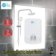 707 Queenston Digital Electric Instant Water Heater / Thermostatic Control / Copper Tank