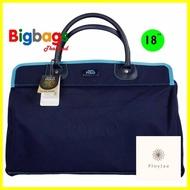 กระเป๋าเดินทาง ร้านแนะนำRomar Polo กระเป๋าเดินทาง กระเป๋าถือ กระเป๋าหิ้ว 18 นิ้ว รุ่น Polo Shape 74018 (Blue)