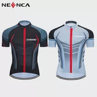 SHIMANO Cycling Jersey Set Breathable Team Racing Sport Bicycle Clothes Mens Cycling Motorcycle Clothing Short Bike Jersey deore