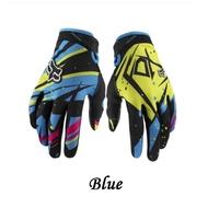 Fox Downhill Gloves Full Finger DIRTPAW RACE GLOVES Motocross Gloves
