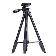 索尼相機A6000三腳架超輕H400便攜DV攝像RX100M3微單支架5100黑卡HM   『全館85折』