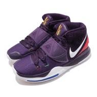 Nike 籃球鞋 Kyrie 6代 EP 厄文 男鞋 BQ4631-500