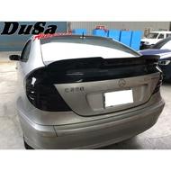 《DUSA》豐田 Toyota Premio 四門 HPDL (HP648) PU材質 尾翼 後擾流 全新品