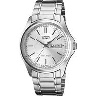 Casio นาฬิกาข้อมือผู้ชาย สายสแตนเลส รุ่น MTP-1239 ของแท้ประกันศูนย์