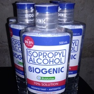 Biogenic Isopropyl Alcohol