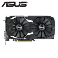 RX 580 8GB GPU AMD Radeon RX580 8GBกราฟิกการ์ดPUBGเกมคอมพิวเตอร์หน้าจอVGA DVI HDMIกราฟิกคุณภาพสูง570 560 550